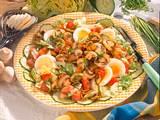 Bunter Salatteller Rezept