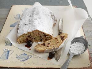 Butter-Vanille-Stollen Rezept