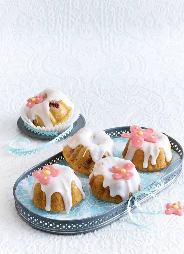 Buttermilch-Beeren-Muffins Rezept