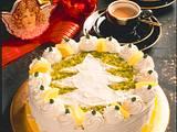 Buttermilch-Zitronentorte Rezept