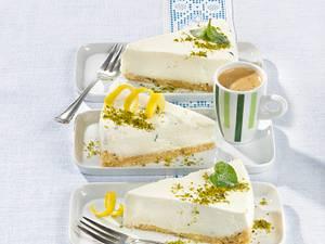 Buttermilchtorte mit Minze (Diabetiker) Rezept