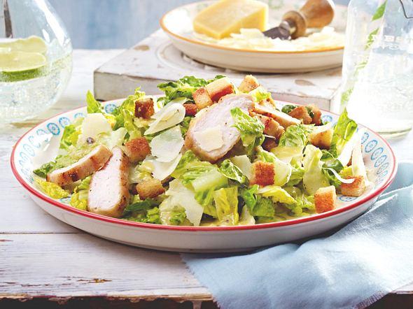 Caesar's Salad Rezept
