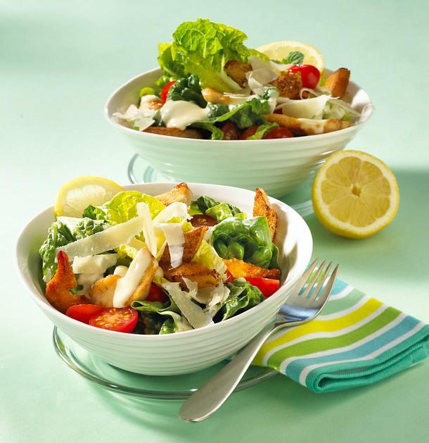 Caesars-Salad Rezept