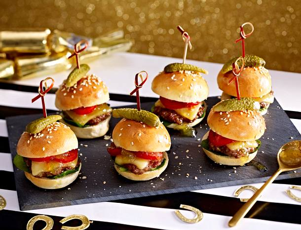 cake pop burger am spie rezept lecker. Black Bedroom Furniture Sets. Home Design Ideas