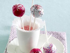 Cake Pops - Kuchen am Stiel Rezept