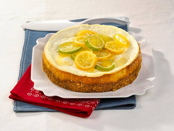 California Cheesecake Rezept