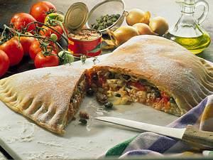 Calzone mit Thunfisch Rezept