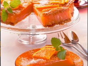 Campari-Orangen-Torte Rezept