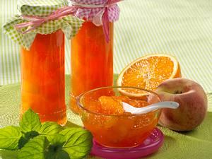 Campari-Pfirsich-Marmelade Rezept