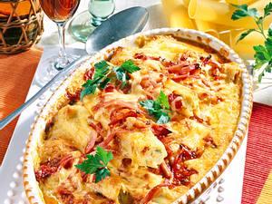 Cannelloni Catalanische Art Rezept