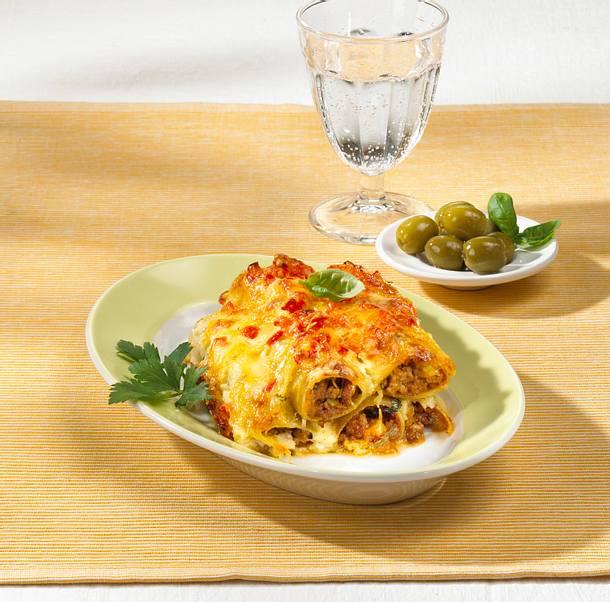 Cannelloni katalanische Art Rezept