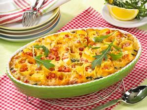 Cannelloni mit Ricotta-Zitronenfüllung Rezept