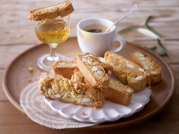Cantuccini (Mandel-Kekse) Rezept