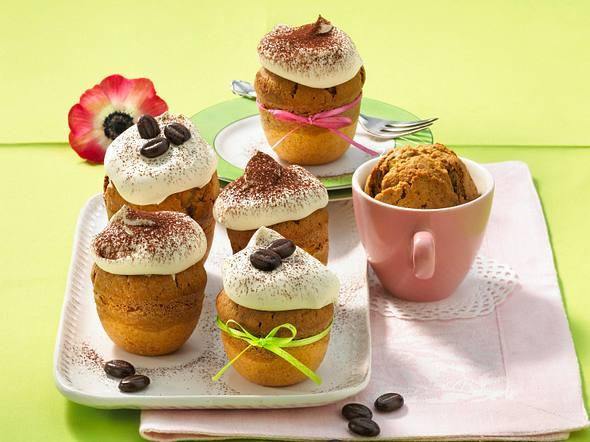 Cappuccino-Muffins Rezept
