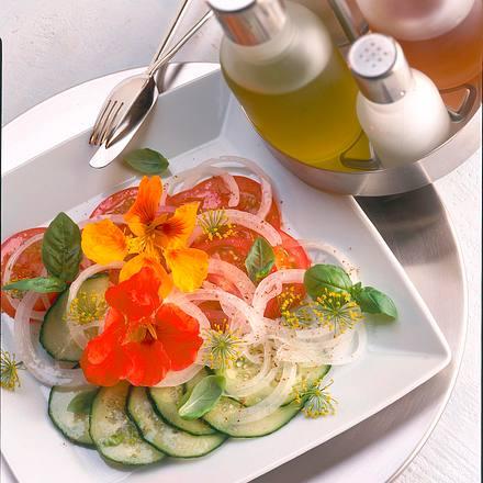 Carpaccio von Gemüse Rezept
