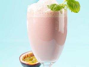 Cassis-Passionsfrucht-Shake Rezept
