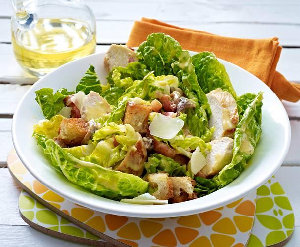 Ceasar's Salat Rezept