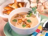 Champignon-Käse-Suppe Rezept