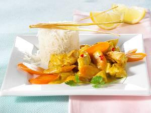 Chicken Curry Rezept