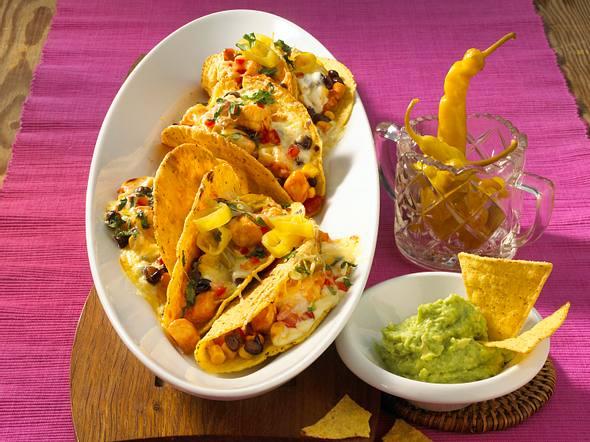 Chicken-Enchilada-Auflauf Rezept