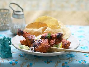 Chicken Tandori Rezept