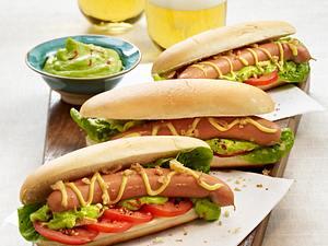 Chilenische Hot Dogs Rezept