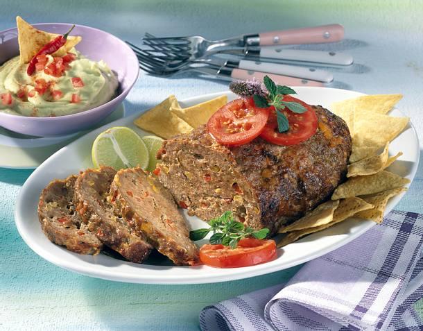 Chili con Carne-Braten Rezept