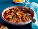 Chili-Con-Carne–Suppe Rezept
