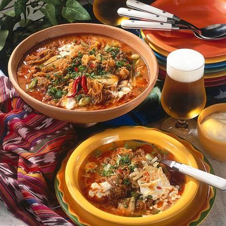 Chili con Sauerkraut Rezept