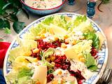 Chinakohl-Rote Bete-Salat mit Joghurt-Marinade Rezept