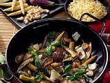 Chinesischer Gemüse-Wok Rezept