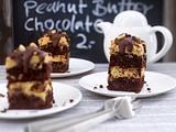 Chocolate-Peanut-Stack Rezept