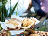 Ciabatta-Muffins mit Tomaten Rezept