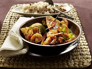 Cioppino afrikanischer Fischtopf Rezept