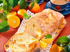 Clementinen-Sandkuchen Rezept