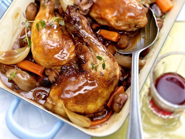 französische rezepte - bon appétit! | lecker - Französische Küche Rezepte