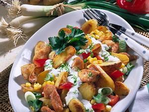 Country-Kartoffel-Salat Rezept