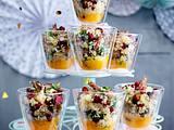 Couscous-Entenbrust-Salat Rezept