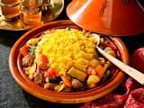 Couscous mit Rindfleischgemüse Rezept
