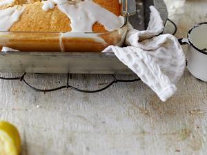 Crazy Zitronenkuchen für Faule Rezept