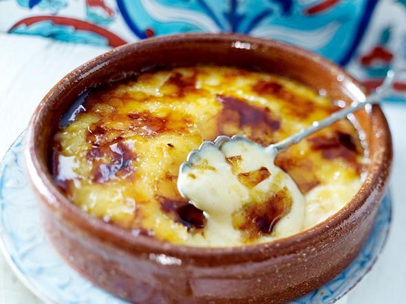Crema catalana Rezept