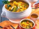 Curry-Bohnen-Topf Rezept
