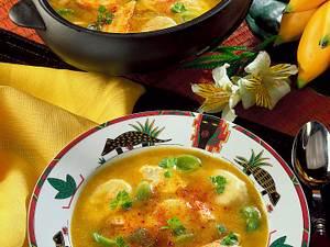 Currycreme-Suppe Rezept