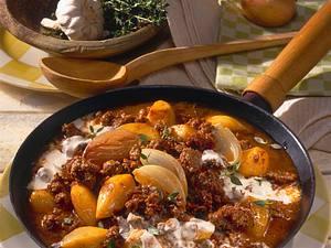 Deftige Kartoffel-Hackpfanne Rezept