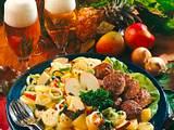 Deftiger Speck-Kartoffelsalat Rezept
