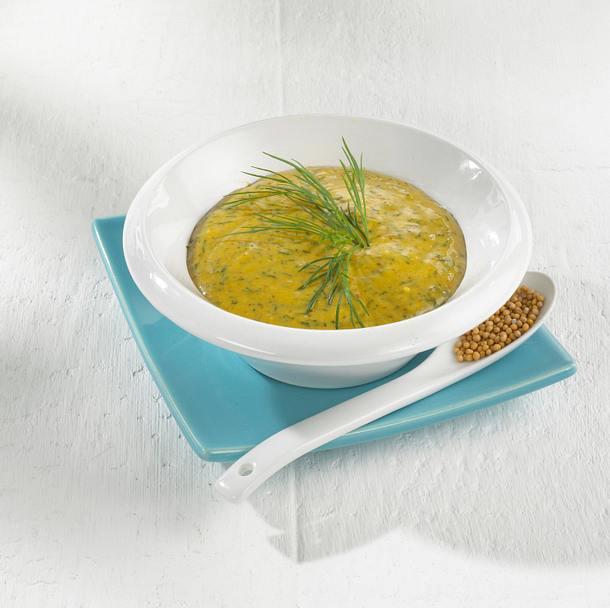 Dill-Senf-Soße Rezept