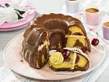 Donauwellen-Marmorkuchen Rezept