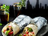 Dubai: Shawarma Rezept