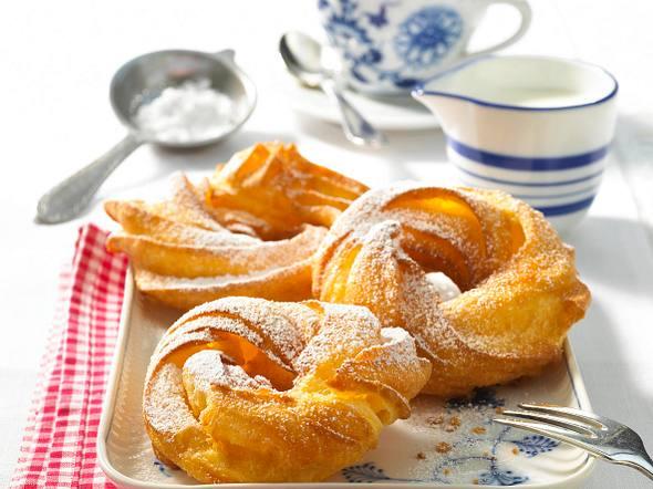 Eberswalder Spritzkuchen Rezept