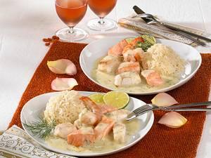 Edelfisch-Ragout Rezept